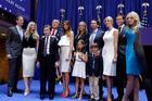 Tổng thống Donald Trump dạy con: Thực tế, đòi hỏi cao và tự lập