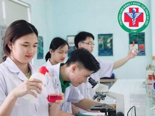 Báo Lao động:  Cao đẳng Y dược Tuệ Tĩnh Hà Nội tăng chỉ tiêu tuyển sinh năm 2019