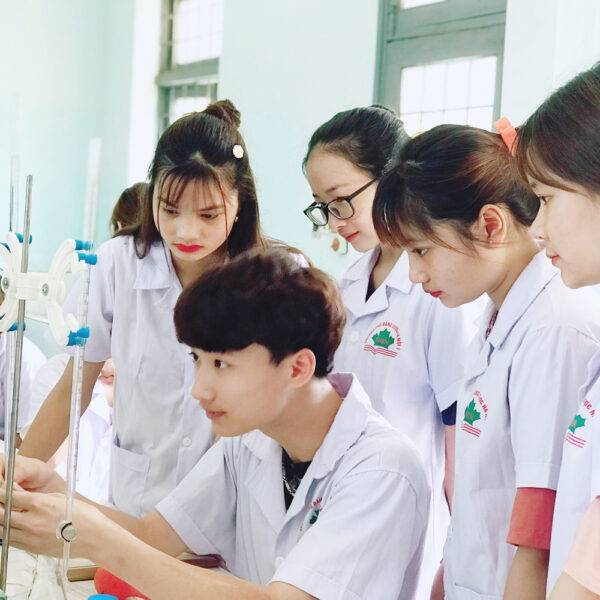 Báo VTC News: Chất lượng là nền tảng phát triển của Nhà trường