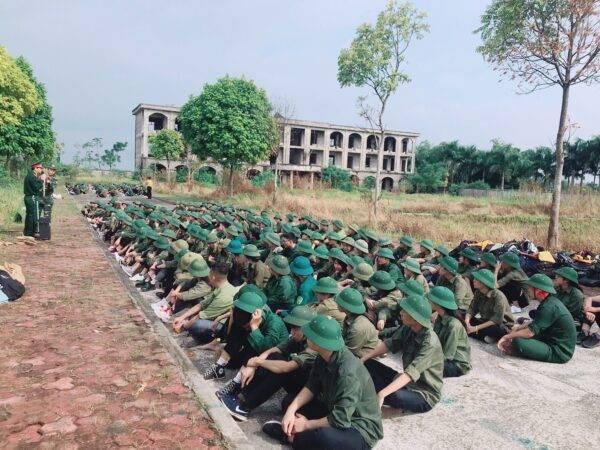 """Hành trình"""" Chúng tôi là chiến sĩ"""" của sinh viên trường Cao đẳng Y Dược Tuệ Tĩnh Hà Nội"""