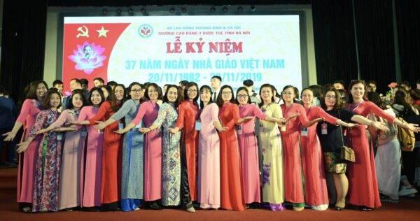 Lễ kỷ niệm 37 năm ngày Nhà giáo Việt Nam 20/11/1982 – 20/11/2019