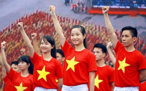 Chủ đề năm 2020: Tuổi trẻ Việt Nam tự hào tiến bước dưới cờ Đảng