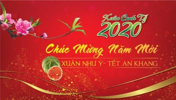 THƯ CHÚC TẾT CỦA HIỆU TRƯỞNG NHÀ TRƯỜNG NHÂN DỊP XUÂN CANH TÝ 2020