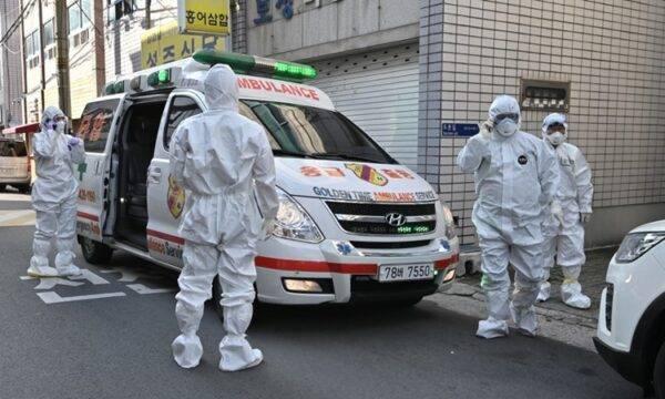 Số ca nhiễm nCoV ở Hàn Quốc lên hơn 2.000
