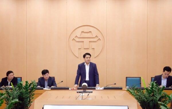 """Chủ tịch Hà Nội: Có thể phải """"chiến đấu"""" với Covid-19 khoảng 10 tuần nữa!"""
