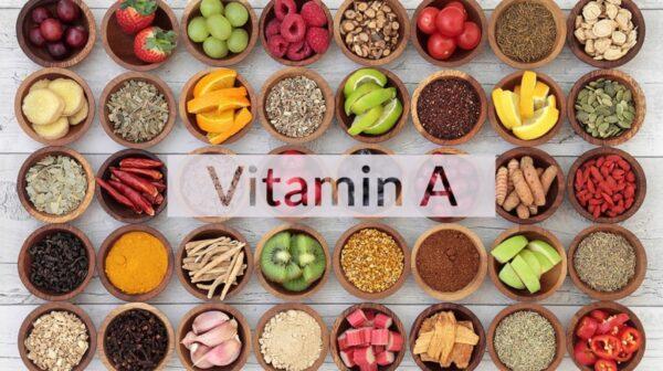 Những vitamin thiết yếu cho cơ thể – Vitamin A