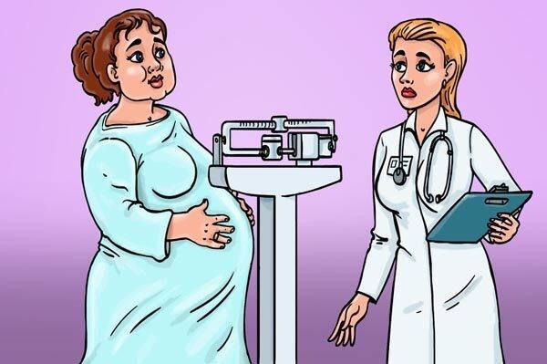 Khoa học chỉ ra mẹ tăng cân quá nhiều khi mang thai ảnh hưởng đến trí não sau này của trẻ