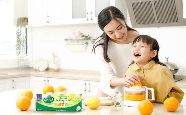 Chế độ dinh dưỡng cho bé vui khỏe đến trường