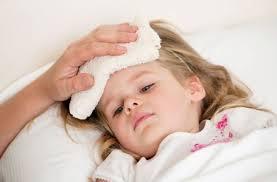 Chế độ dinh dưỡng cho trẻ khi bị ốm