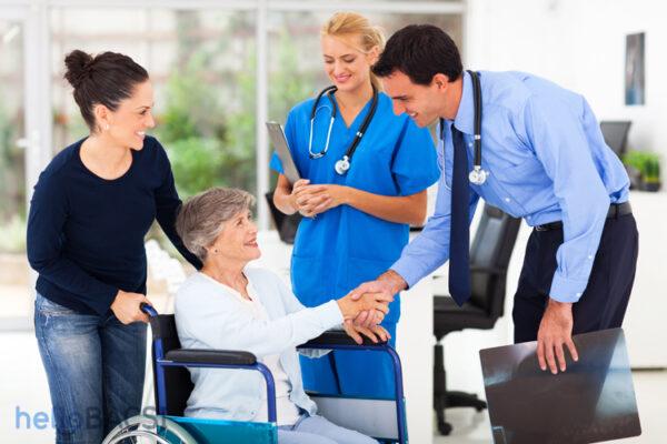 Điều dưỡng chăm sóc bệnh nhân tai biến mạch não