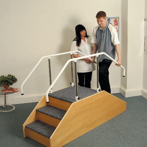 Kỹ thuật tập lên xuống cầu thang