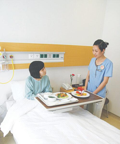Vai trò của dinh dưỡng trong điều trị