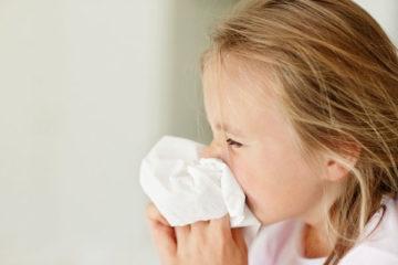 Nhiễm khuẩn hô hấp cấp tính trẻ em