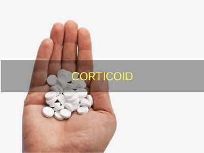 Nguyên tắc sử dụng thuốc corticoid