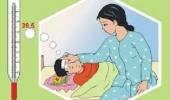 Trẻ sốt, cẩn trọng với viêm não Nhật Bản và cách phát hiện sớm