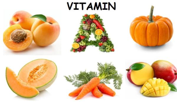 Nguồn thực phẩm cung cấp vitamin A tốt nhất