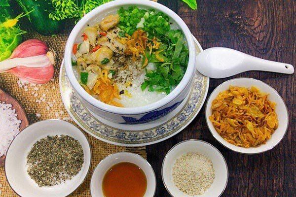 Cháo – Món ăn bổ dưỡng cho mọi lứa tuổi, mọi bệnh tật