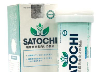 CẢNH BÁO Về việc sản phẩm thực phẩm bảo vệ sức khỏe Satochi đang được quảng cáo vi phạm quy định của pháp luật về quảng cáo