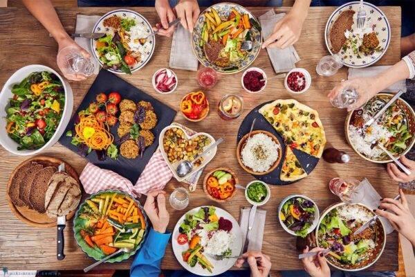 Cần đảm bảo chế độ dinh dưỡng trong mùa lễ hội