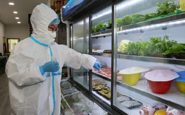Chuyên gia lên tiếng trước lo ngại virus SARS-CoV-2 lây qua thực phẩm